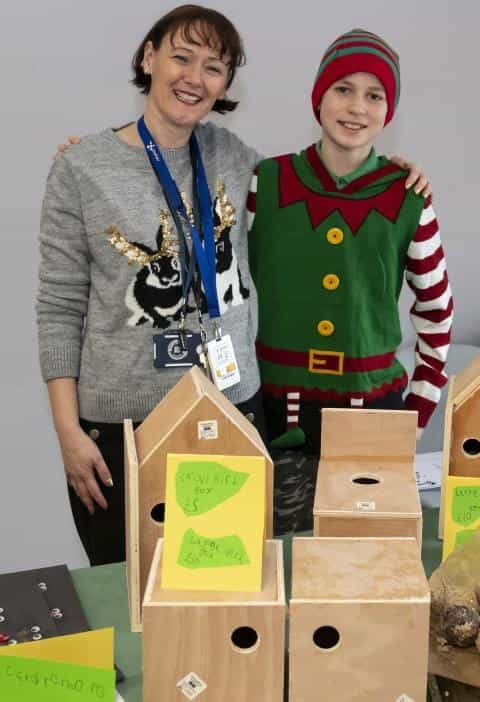 LVS Hassocks Students Celebrate Christmas In Style